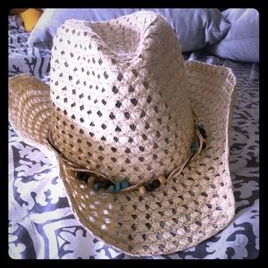 Women's cowboy hat